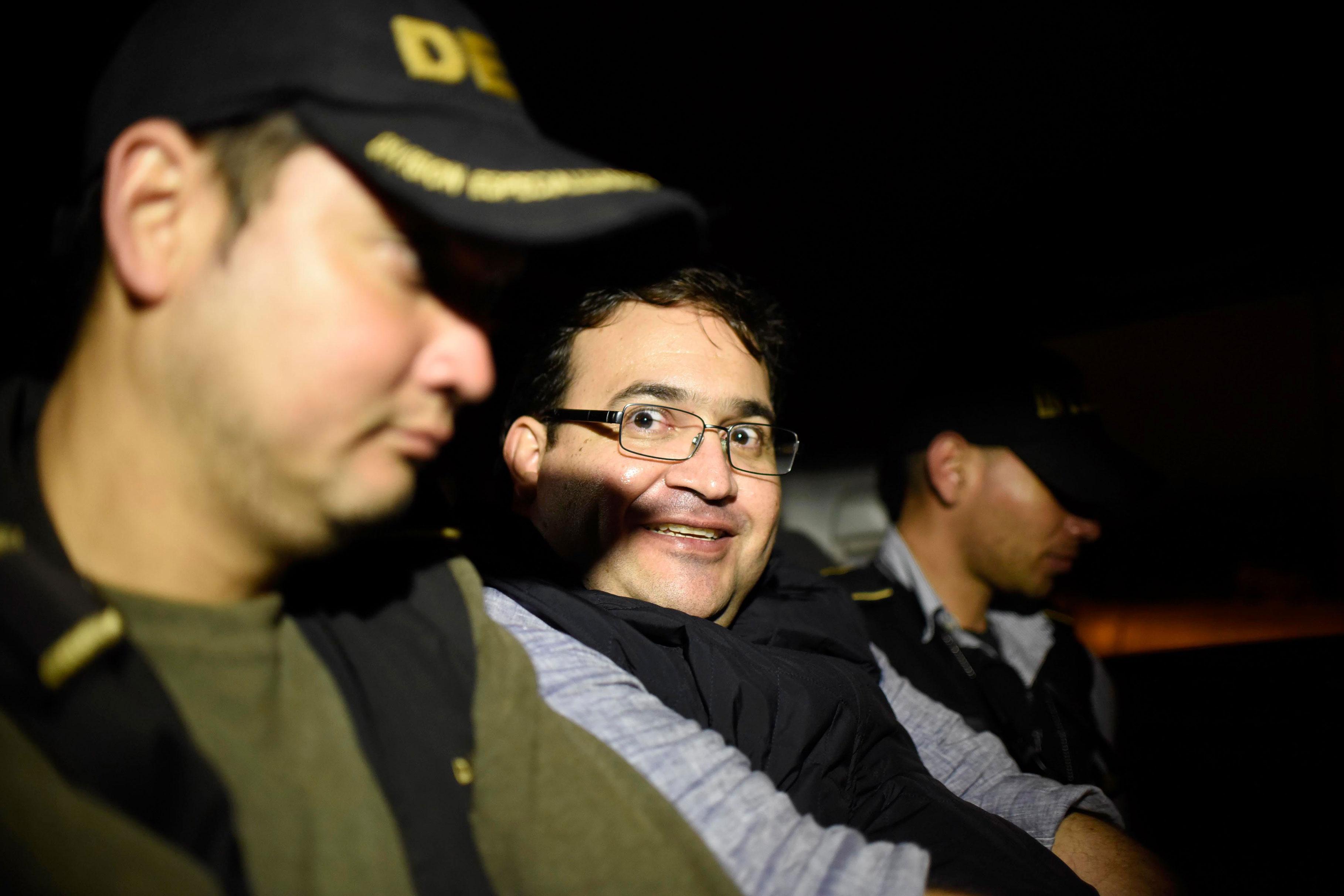 FGR rebate amparo asignado a ONG en caso Duarte