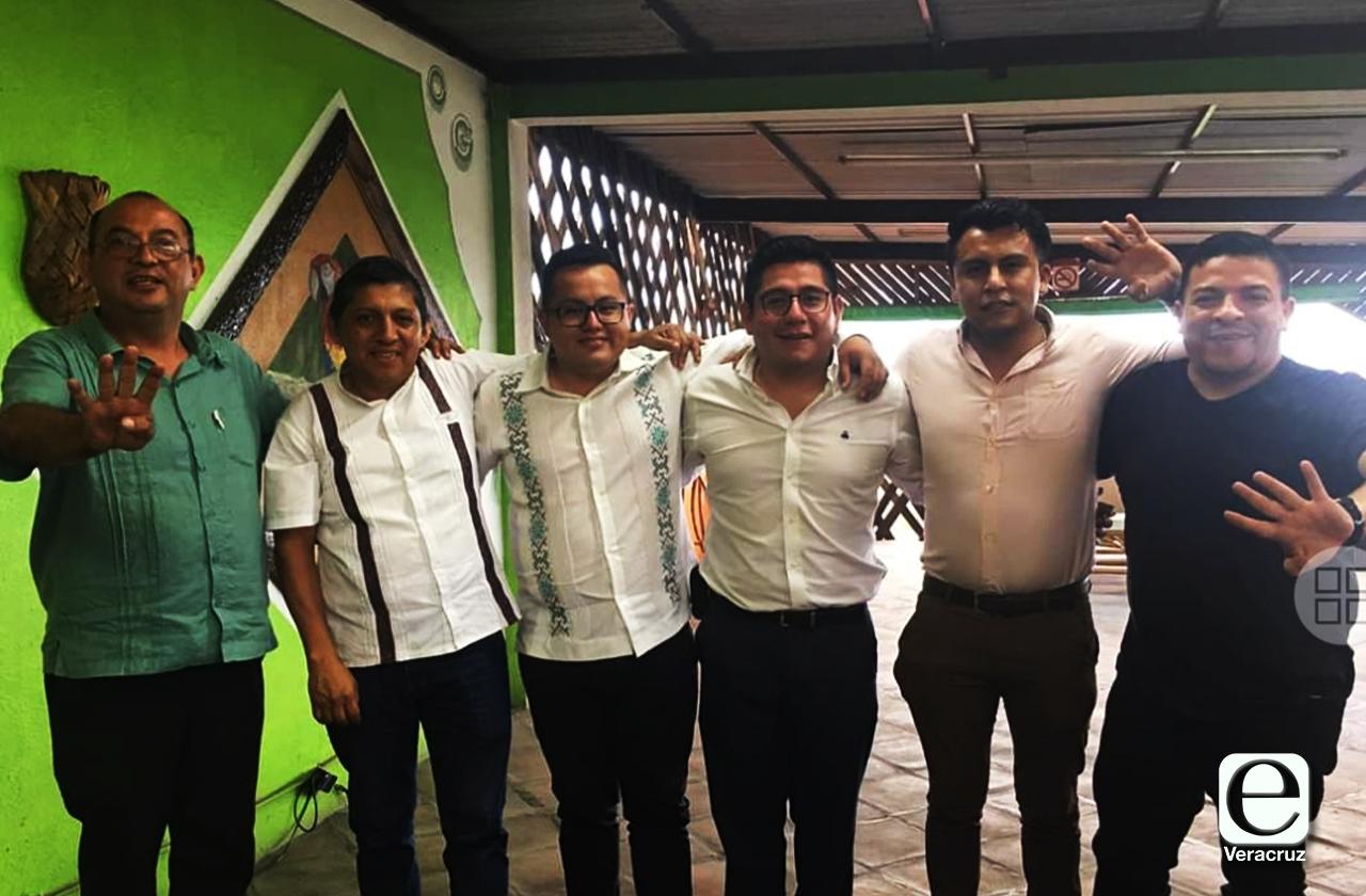 Dirigente de Morena encabeza evento en Xalapa, pese a recomendaciones por coronavirus