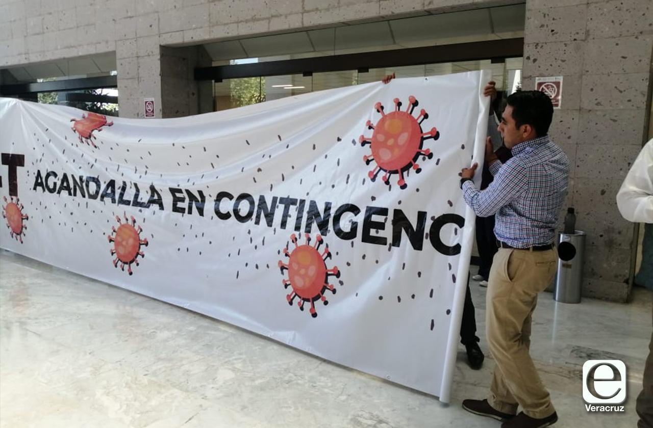 Diputados panistas advierten que Morena impondrá a comisionada del IVAI