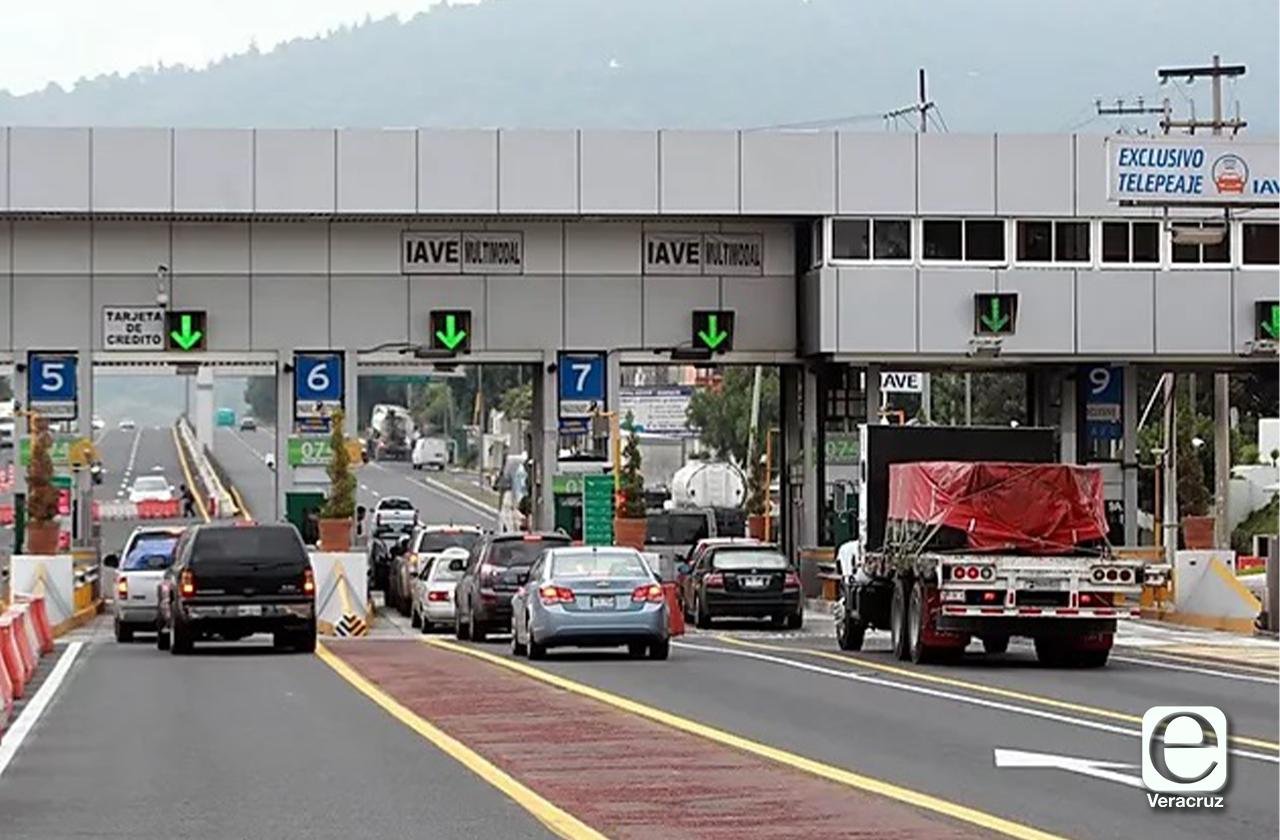 ¿Vas a a viajar? Revisa los nuevos costos de casetas en Veracruz