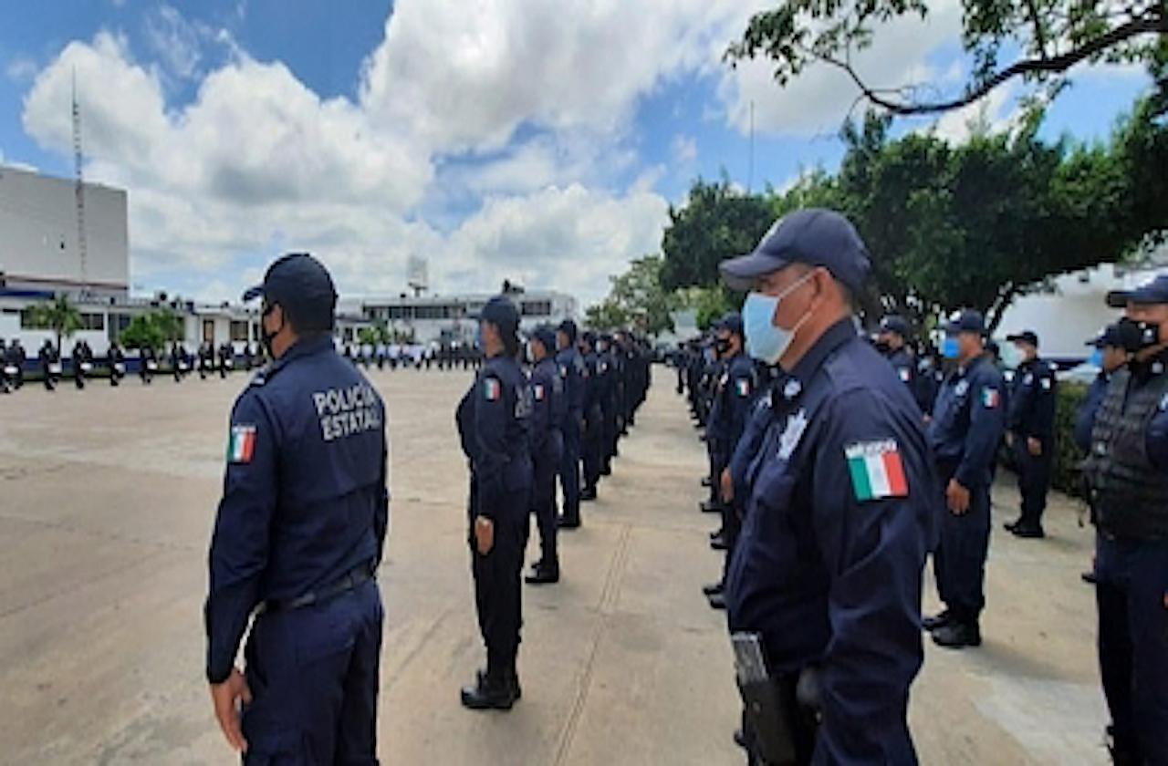 500 policías han muerto por covid en México