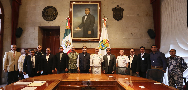 Da continuidad Grupo de Coordinación Veracruz a los operativos en el estado