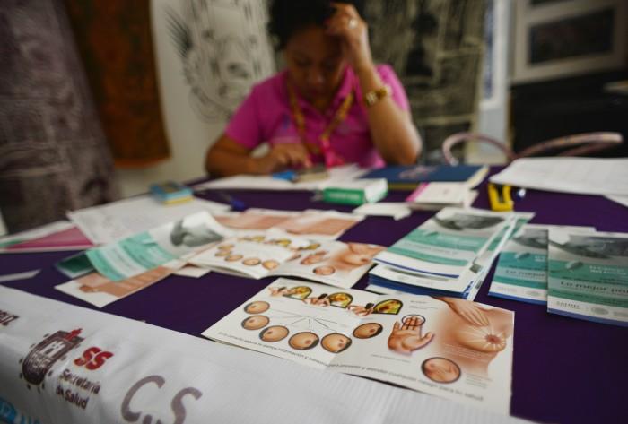 500 nuevos casos de cáncer de mama se detectan cada año en Veracruz