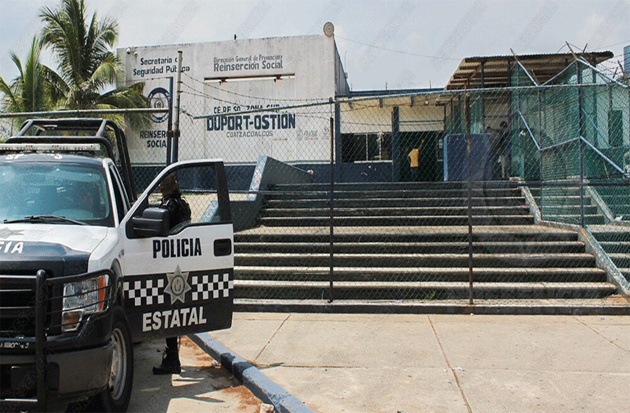 Trasladan a Toño Uribe a prisión federal de máxima seguridad