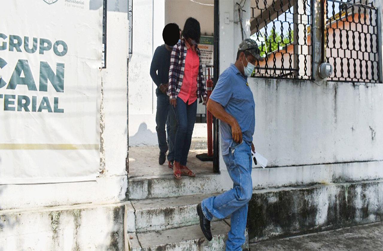Detienen a presuntos 'roba niños' en Puebla, robaron bebé de Acayucan