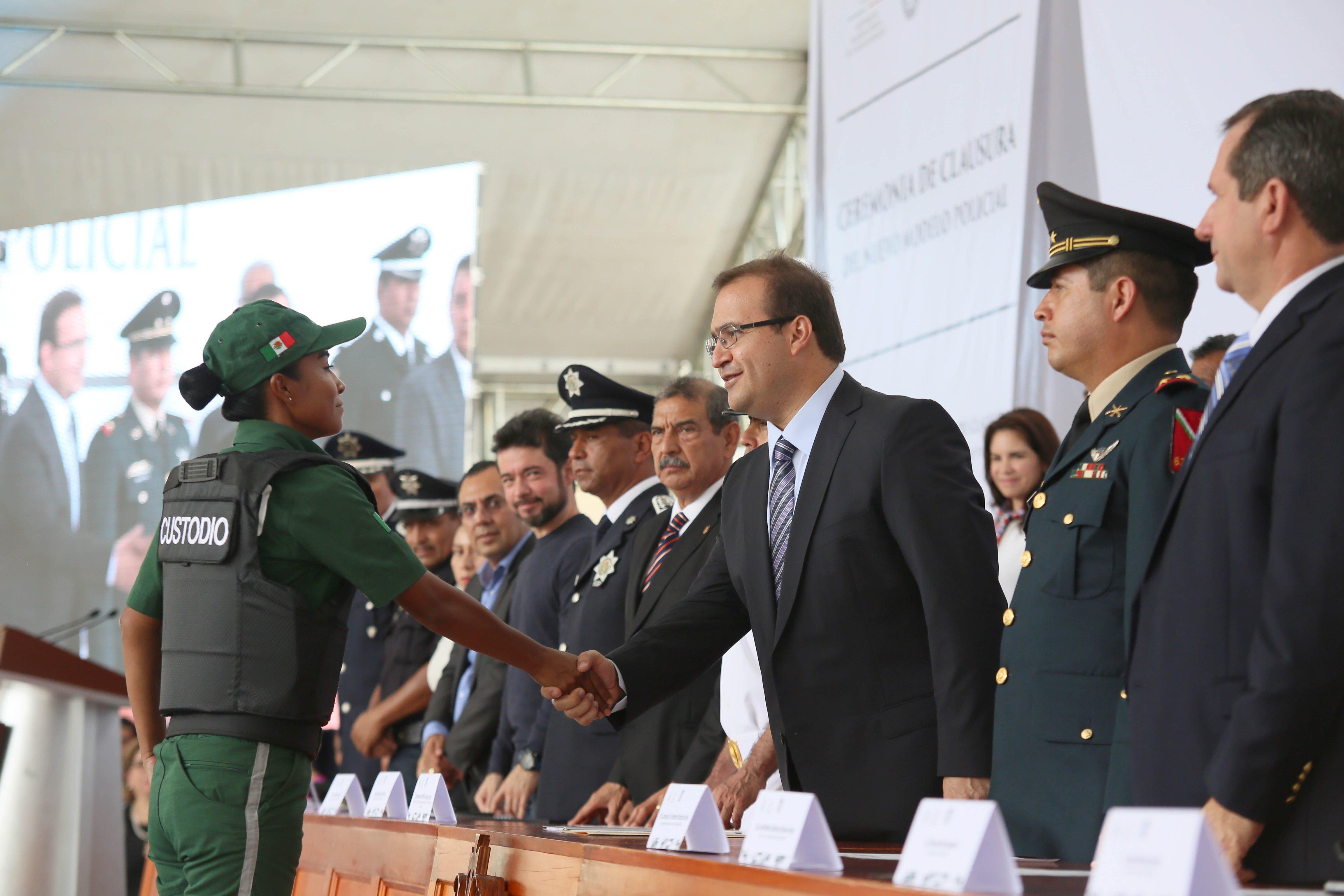 En Veracruz, seguimos trabajando por un Estado de Derecho con orden, legalidad y justicia: Javier Duarte
