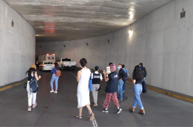 Nuevo mural en viaducto de Xalapa plasmará retos y logros feministas