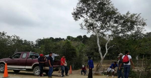 Pescadores de Tamiahua toman accesos a instalaciones de TransCanada