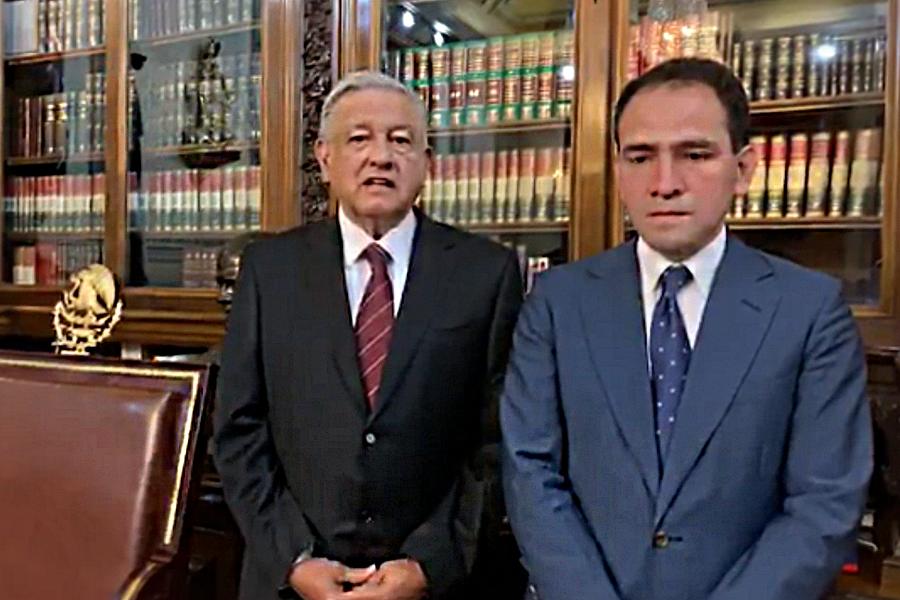 Nombra AMLO a Arturo Herrera nuevo secretario de Hacienda