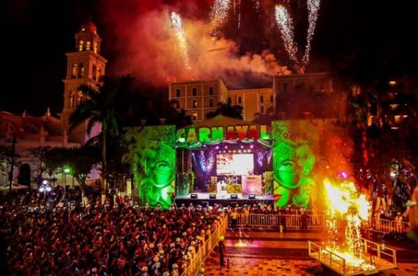 Confirman participación de artistas internacionales en el Carnaval de Veracruz