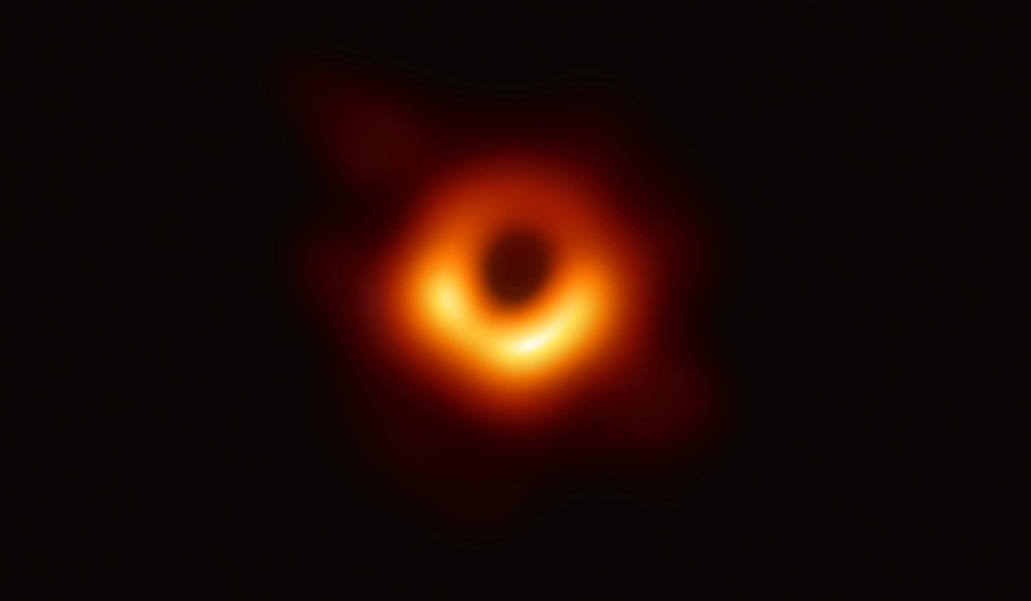 México participó en trabajos para obtener la primera imagen de un agujero negro