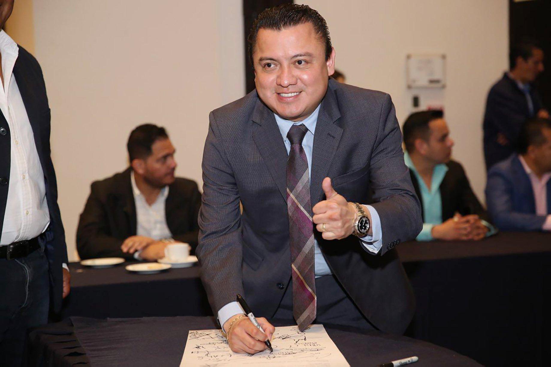 Pepe Mancha se queda con dirigencia del PAN, revocan nulidad de elección