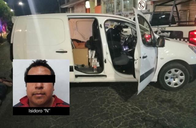Cae presunto secuestrador de 3 personas, en Córdoba