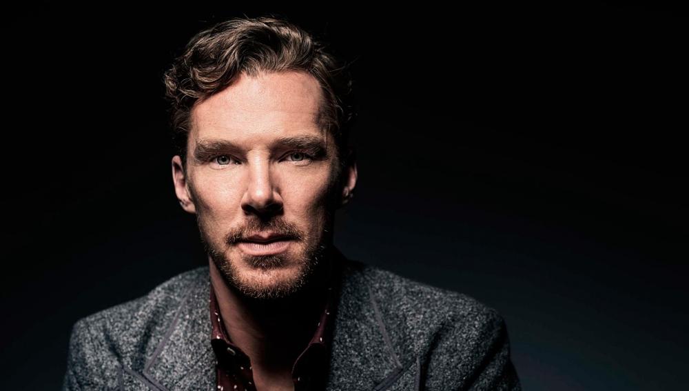 Benedict Cumberbatch salva a ciclista de asaltantes y ahora lo amamos
