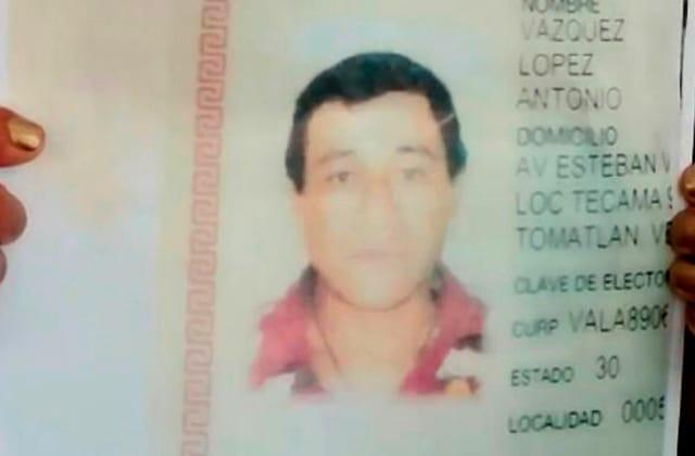 Campesinos buscan a Antonio hace un mes; tomó taxi en pista a Córdoba