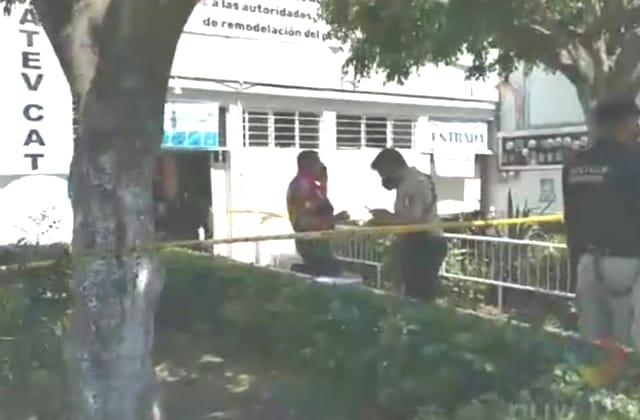 Muere mujer en el mercado La Rotonda mientras hacía compras