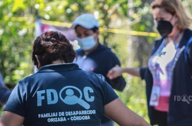 Colectivo reanuda búsqueda de fosas en Campo Grande