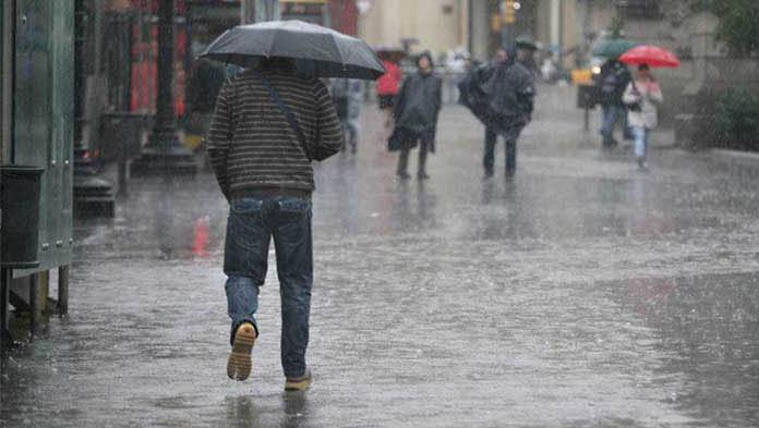 Fuertes lluvias y viento en Veracruz por Frente Frío #8