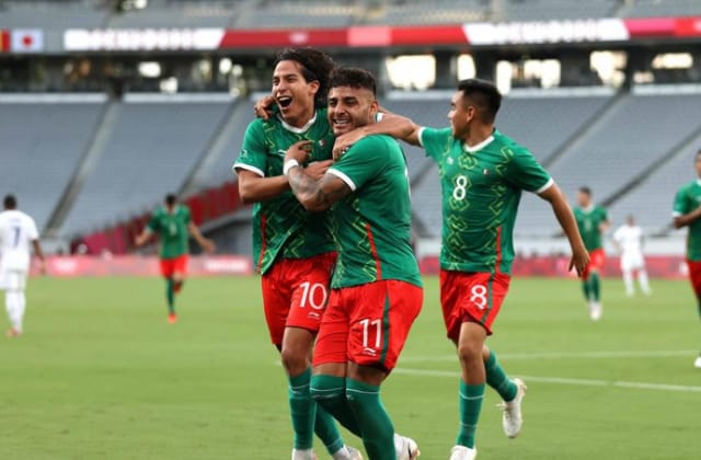 Mientras dormías, México goleó a Francia en debut de Tokio 2021