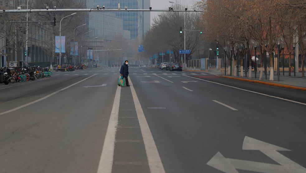 Nos piden no salir a la calle, estoy asustada: mexicana que vive en Beijing