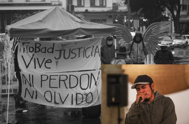 Asesinato de Tío Bad fue por su fuerte activismo: manifestantes