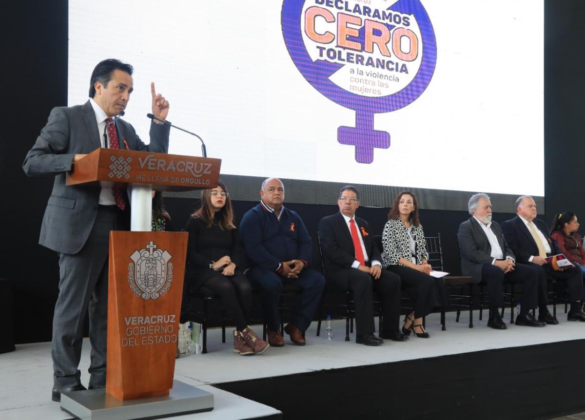 "Falla programa ""cero tolerancia""; feminicidios talón de Aquiles de Cuitláhuac"