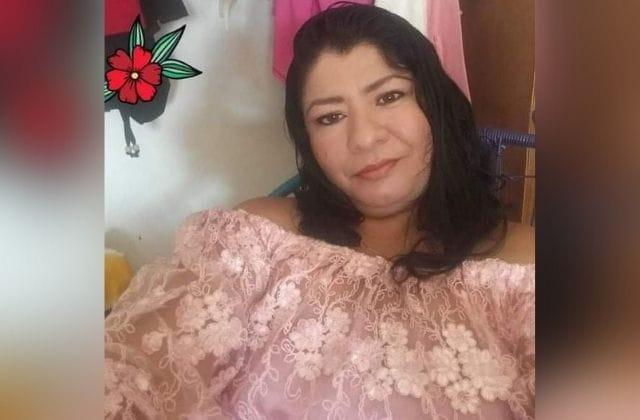 Amarrada del cuello, Karla fue abandonada sin vida en río Soteapan