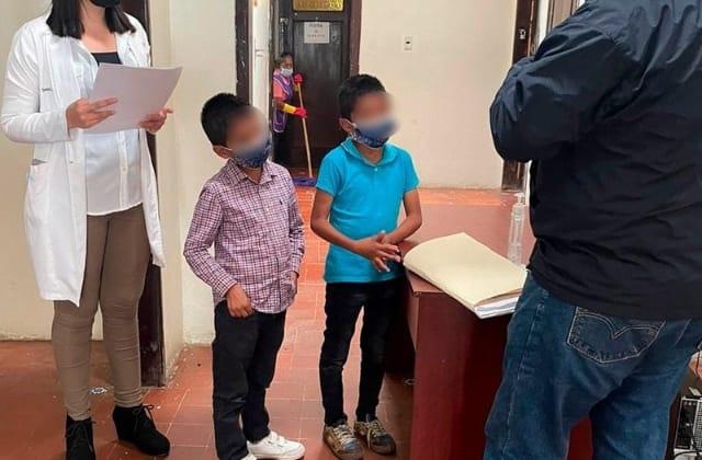 Hermanos atacados por pitbull en Córdoba serán adoptados