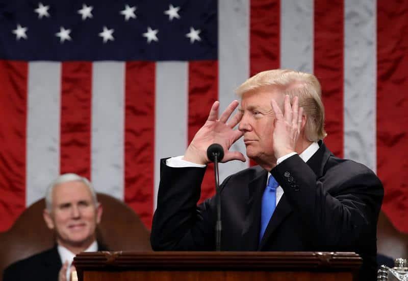 Delinea Trump plan de reforma migratoria (DACA y muro)