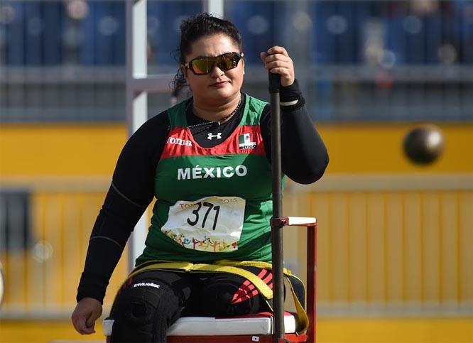 Ángeles Ortiz, subcampeona mundial de atletismo en Qatar