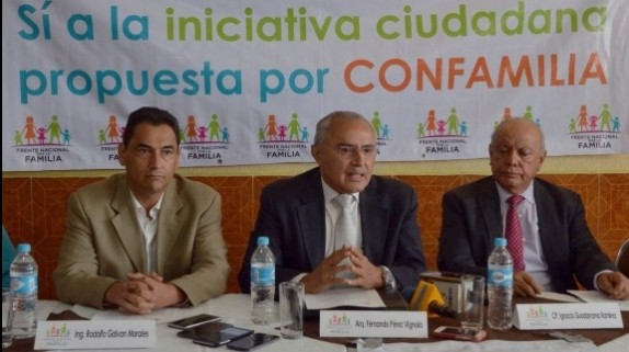 Católicos apoyarán a partidos que promuevan la integración familiar