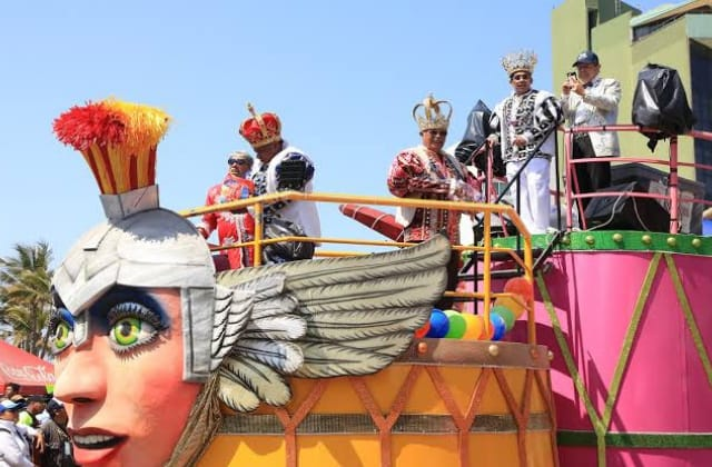 Hoy inició el Carnaval de Veracruz 2021; mira las actividades