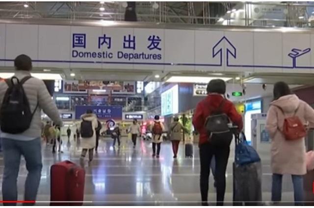 China prohíbe viajes al extranjero para frenar coronavirus