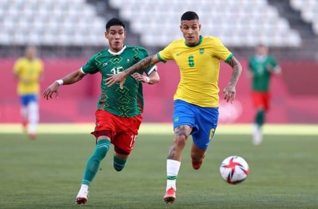 México pierde ante Brasil 4-1; jugará por medalla de bronce en Tokio 2020