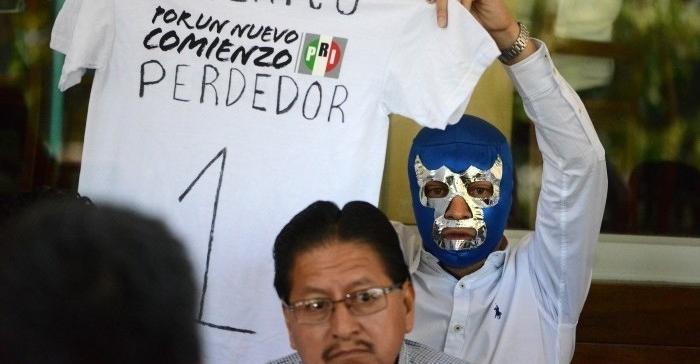 20 mil jóvenes renuncian al PRI; están quienes quieran, dice Pepe Yunes