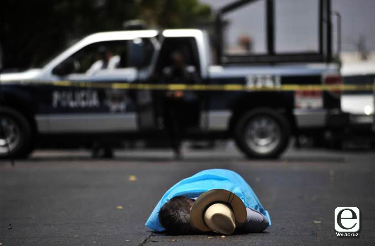 """Al cierre de enero, Veracruz sigue en """"top ten"""" en casos de homicidios"""