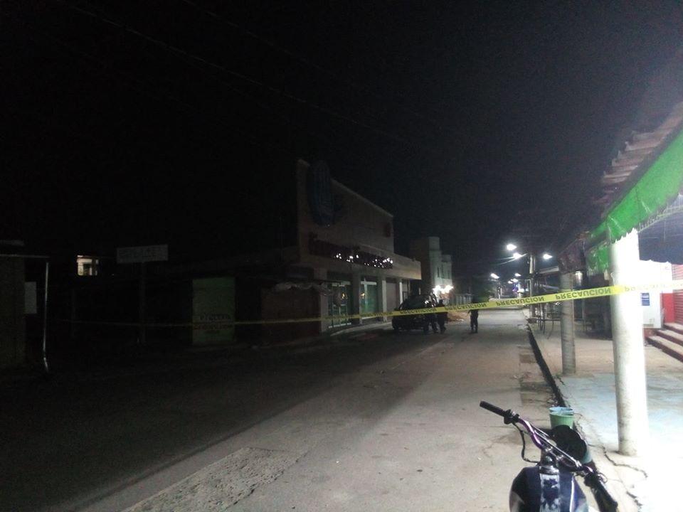 En enfrentamiento hieren a policía en Las Choapas