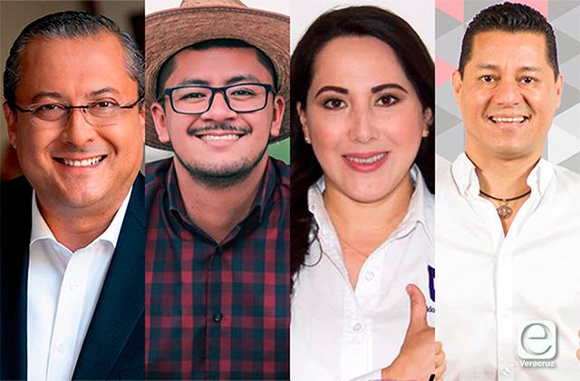 7 hombres y 1 mujer buscan alcaldía de Emiliano Zapata