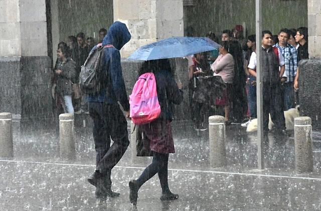 ¿Calor y lluvias? Así es el pronóstico para primera semana de agosto
