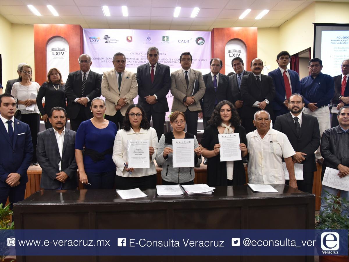 Denunciados impulsan nueva Ley para reformar a la UPAV