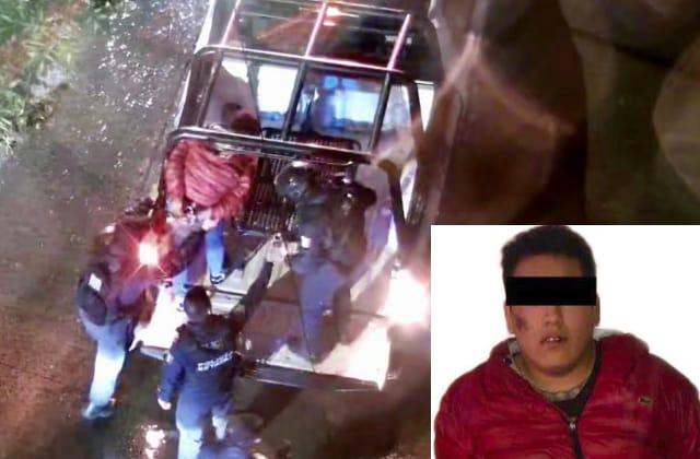 Detienen a presunto asaltante de Fasti, en Xalapa