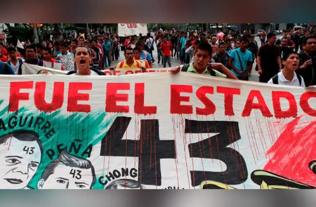 Detienen a exmando de la Policía Federal por caso Ayotzinapa
