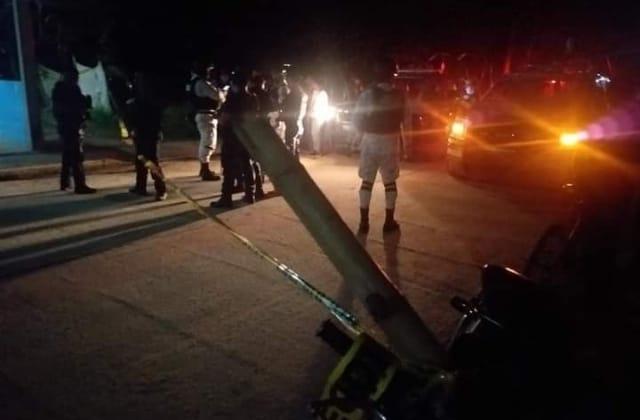 Atentado en bar al sur de Veracruz deja 3 muertos y un lesionado
