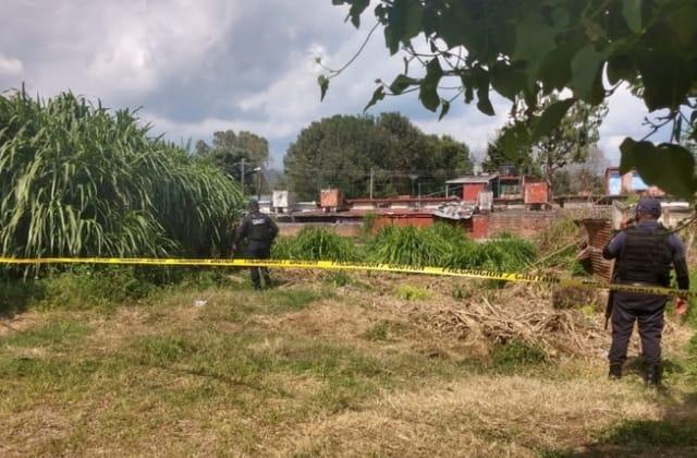 A machetazos, asesinan a campesino en fiesta en Mariano Escobedo
