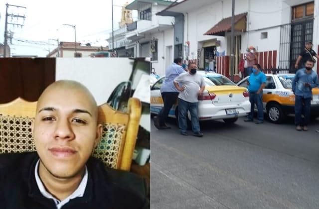 Desaparece Ángel, taxista cordobés; compañeros se manifiestan