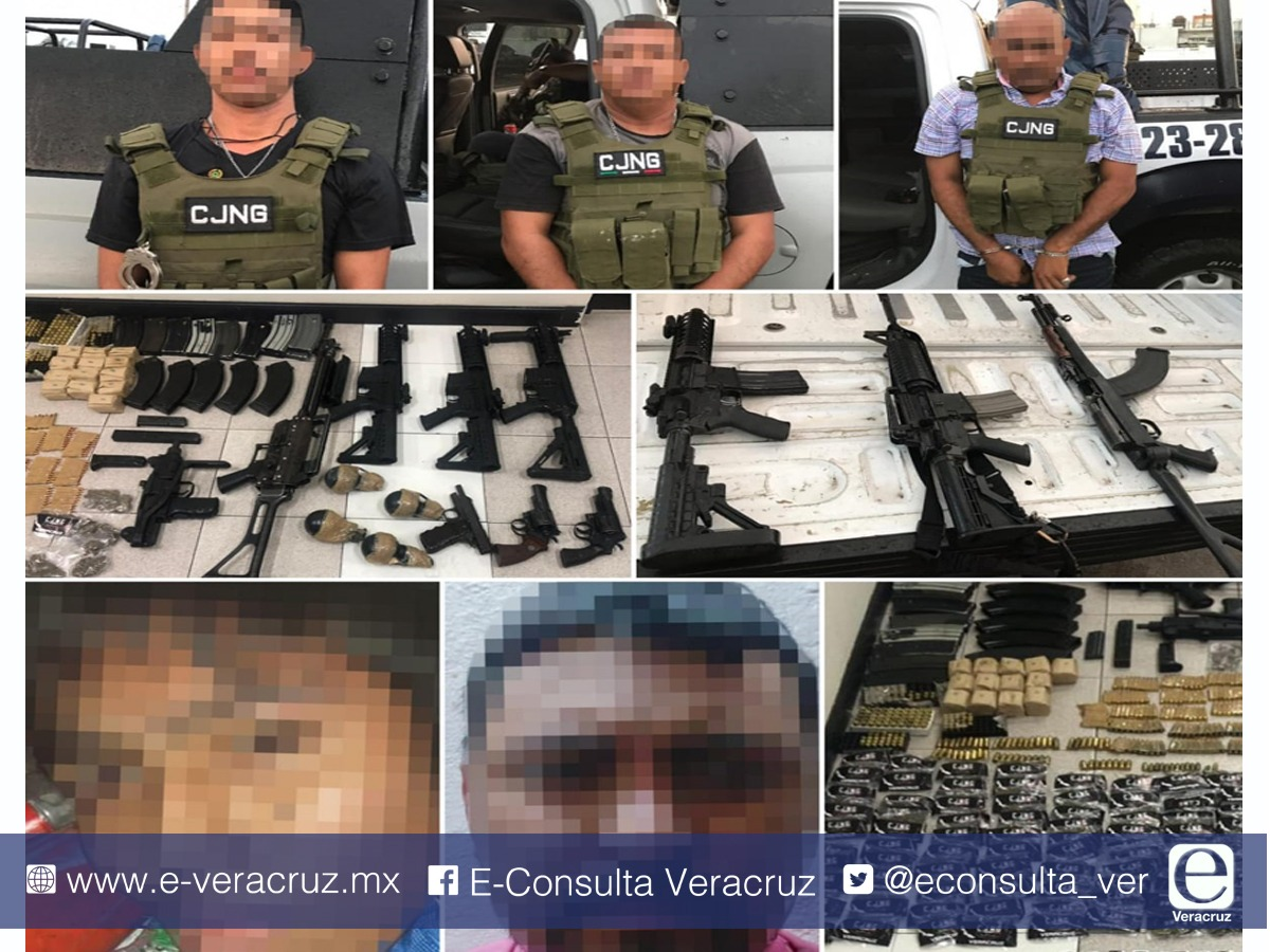 La afrenta peligrosa del Gobierno de Veracruz contra el CJNG