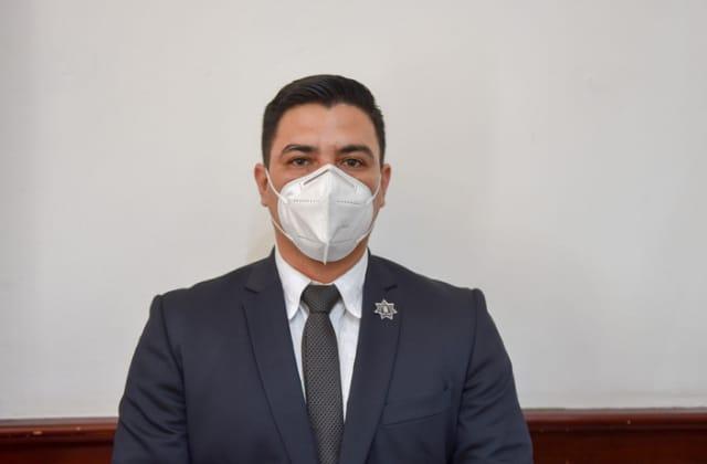¿Quién es el nuevo director de policía municipal en Xalapa?