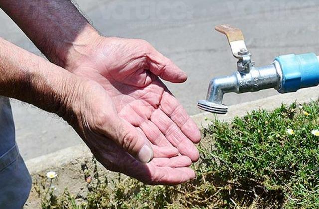 Sin agua 49 colonias de Veracruz; a este teléfono puedes pedir una pipa