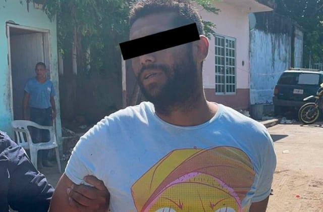 Caen tres presuntos asaltantes de traileres en Alvarado