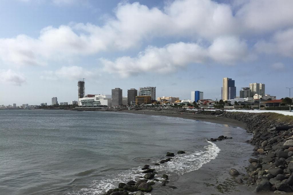 Semana Santa: cierre de playas en Veracruz por frente frío